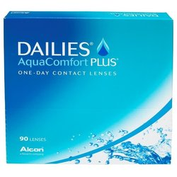 Dailies (Alcon) AquaComfort Plus (90 линз)