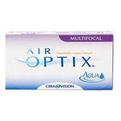 Air Optix (Alcon) Aqua Multifocal (3 линзы)