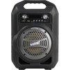 SmartBuy BOOM (черный) - Колонка для телефона и планшетаПортативная акустика<br>Портативная Bluetooth-колонка, диапазон частот звука: 90-20000 Гц, 9 Ватт, MP3-плеер, FM-радио.<br>