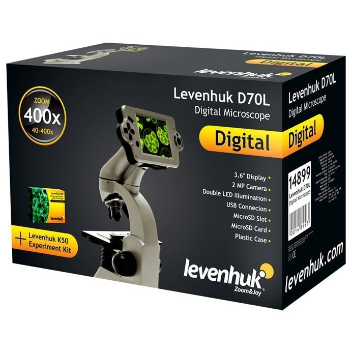 Levenhuk zoom joy микроскоп инструкция
