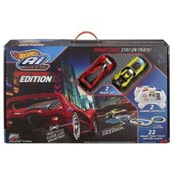 Трек Mattel Hot Wheels Умная трасса: A.I Starter set: Street Racing Edition FDY09