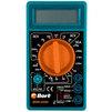 Мультиметр Bort BMM-600N (91271167) - Измерительный инструментИзмерительный инструмент<br>Многофункциональный детектор измеряет сопротивление тока и его напряжение, имеет минимальную погрешность. Может использоваться для работ в сети с постоянным напряжением до 1000 В и переменным током до 750 В.<br>