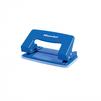 Silwerhof (392032-02) (синий) - ДыроколДыроколы<br>Silwerhof - дырокол, толщина прокола: 10 листов, 2 отверстия, металл.<br>
