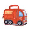 Сумка термос Thermos Firetruck Novelty kit - Термос, термокружкаТермосы и термокружки<br>Изотермическая сумка для комплексного обеда выполнена в виде пожарной машины. Колеса крутятся совсем как настоящие. Уникальная форма с декоративными вставками.<br>