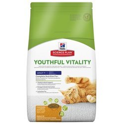 Hill's Science Plan (0.25 кг) Feline Adult 7+ Youthful Vitality Chicken & Rice