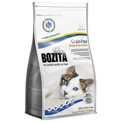 Bozita (0.4 кг) Feline Grain Free Single Protein Chicken