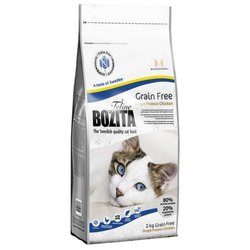 Bozita (2 кг) Feline Grain Free Single Protein Chicken