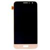 Дисплей для Samsung Galaxy J1 (2016) J120 с тачскрином Qualitative Org (lcd1) (золотистый)  - Дисплей, экран для мобильного телефонаДисплеи и экраны для мобильных телефонов<br>Полный заводской комплект замены дисплея для Samsung Galaxy J1 2016 J120. Стекло, тачскрин, экран для Samsung Galaxy J1 2016 J120 в сборе. Если вы разбили стекло - вам нужен именно этот комплект, который поставляется со всеми шлейфами, разъемами, чипами в сборе.<br>Тип запасной части: дисплей; Марка устройства: Samsung; Модели Samsung: Galaxy J1; Цвет: золотистый;