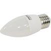 Светодиодная лампа Smartbuy C37-07W/6000 (SBL-C37-07-60K-E27) - ЛампочкаЛампочки<br>Лампа светодиодная, 220В, эквивалент 60 Вт, цоколь E27, матовая колба, коническая, 6000К, 550 люмен, 7Вт, 160-240В, холодный белый свет.<br>