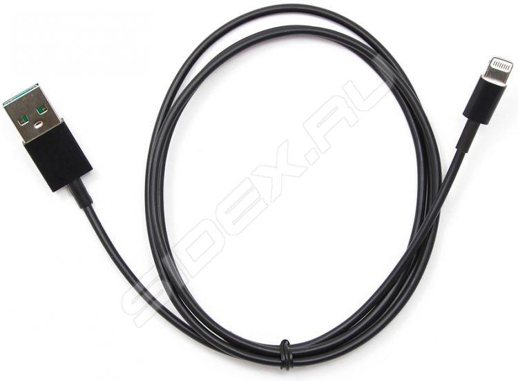 Кабель Buro BHP MICROUSB 0.8 microUSB B (m) USB A(m) 0.8м черный
