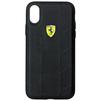 Чехол-накладка для Apple iPhone X (Ferrari On-Track SF Racing tyres FESCODHCPXBK) (черный) - Чехол для телефонаЧехлы для мобильных телефонов<br>Обеспечит надежную защиту Вашего мобильного устройства от повреждений, загрязнений и других нежелательных воздействий.<br>