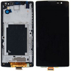 Дисплей для LG Spirit H422 с тачскрином в рамке Qualitative Org (lcd) (черный)  - Дисплей, экран для мобильного телефонаДисплеи и экраны для мобильных телефонов<br>Полный заводской комплект замены дисплея для LG Spirit H422. Стекло, тачскрин, экран для LG Spirit H422 в сборе. Если вы разбили стекло - вам нужен именно этот комплект, который поставляется со всеми шлейфами, разъемами, чипами в сборе.<br>Тип запасной части: дисплей; Марка устройства: LG; Модели LG: Spirit; Цвет: черный;