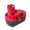 Аккумулятор для инструмента Bosch (3.0Ah 18V) (TOP-PTGD-BOS-18(A)) - АккумуляторАккумуляторы для инструмента<br>Аккумулятор, напряжение  18 В, емкость  3 Ач, химический состав: Ni-Mh. Совместимые модели: 2607335560, 2607335266, 2607335278, 2607335536, 2607335680, 2607335688, 2610909020, BAT025, BAT026, BAT160, BAT181, BAT189, 2607335277, 2607335687, 2607335687.<br>