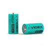 Аккумулятор Videx 16340 800mAh (VID-16340-0.8-NP) - Батарейка, аккумуляторБатарейки и аккумуляторы<br>Аккумулятор предназначен для использования в переносных фонариках, в беспроводных электрических инструментах и медицинских приборах, как элемент в переносных зарядных устройствах и в аккумуляторных батареях ноутбуков, в малогабаритных транспортных средствах. Отличается низким уровнем саморазряда, отсутствием эффекта памяти и высокой энергетической плотностью. Напряжение: 3.7 В.<br>