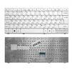 Клавиатура для ноутбука Acer Aspire 1410, 1425, 1810, 1830 Aspire One 721, 722, 751 Series (TOP-90699) (Белая без рамки) - Клавиатура для ноутбукаКлавиатуры для ноутбуков<br>Клавиатура легко устанавливается и идеально подойдет для Вашего ноутбука.<br>
