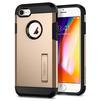 Чехол-накладка для Apple iPhone 7, 8 (Spigen Tough Armor 2 054CS22218) (шампань) - Чехол для телефонаЧехлы для мобильных телефонов<br>Защитит смартфон от грязи, пыли, брызг и других внешних воздействий.<br>