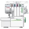 Janome MyLock M-835D (белый) - Оверлок, распошивальная машинаОверлоки и распошивальные машины<br>Оверлок, количество нитей - 4, регулировка ширины шва, регулировка длины стежка, дифференциальная подача, регулировка прижима лапки, размеры шва 3-7мм, длина стежка 1-5мм.<br>
