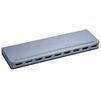 Разветвитель HDMI Orient HSP0108H-mini (серебристый) - HDMI кабель, переходникHDMI кабели и переходники<br>Обеспечивает передачу видеосигнала сверхвысокого разрешения ULTRA HD 4K (3840x2160), FULL HD 1920x1080p / 60Гц, поддерживает передачу 3D-видео.<br>