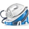 Tefal GV6732E0 (белый, синий) - УтюгУтюги<br>Паровая станция, суммарная мощность 2200 Вт, время разогрева 2 мин, давление пара 5 Бар, паровой удар, сила парового удара 260 г, постоянная подача пара, постоянная подача пара 100 г.<br>