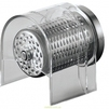 Диск терка для Bosch MUM4406, 4855, 4856EU, MUM52131, 54240, 54251, 56S40, 57830, 57860 (Bosch MUZ45RV1) (серебристый) - Аксессуар для кухонного комбайна