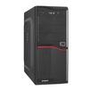Exegate AB-220A 350W Black - КорпусКорпуса<br>Компьютерный корпус Midi-Tower, блок питания 350 Вт, форм-фактор ATX, mATX, EATX, спереди: USB x2, наушн., микр., материал: сталь.<br>