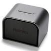 Remax RB-M8 Mini (черный) - Колонка для телефона и планшетаПортативная акустика<br>Remax RB-M8 Mini - портативная акустика моно, мощность 5 Вт, питание от батарей, линейный вход, Bluetooth.<br>