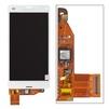 Дисплей для Sony Xperia Z3 Compact с тачскрином Qualitative Org (LP) (белый)  - Дисплей, экран для мобильного телефонаДисплеи и экраны для мобильных телефонов<br>Полный заводской комплект замены дисплея для Sony Xperia Z3 Compact. Стекло, тачскрин, экран для Sony Xperia Z3 Compact в сборе. Если вы разбили стекло - вам нужен именно этот комплект, который поставляется со всеми шлейфами, разъемами, чипами в сборе.<br>Тип запасной части: дисплей; Марка устройства: Sony; Модели Sony: Xperia Z3 compact; Цвет: белый;