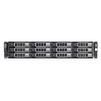 Dell MD3800f (210-ACCS-18) - Рэковое сетевое хранилищеРэковые сетевые хранилища<br>Система хранения Dell PowerVault MD3800f, позволяет установить до 12 дисков формата 3.5 с возможностью горячей замены, уже установлены 2 диска объемом 3000ГБ каждый, с внешним интерфейсом подключения Fibre Channel, 2 блока питания мощностью 600Вт, выполнена в корпусе для монтажа в стойку 2U.<br>