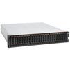 Lenovo V3700 V2 XP SFF Control Enclosure (6535EC4) - Рэковое сетевое хранилищеРэковые сетевые хранилища<br>Система хранения Lenovo Storwize V3700 V2 XP Controller Unit, позволяет установить до 24 дисков формата 2.5 с возможностью горячей замены, с внешним интерфейсом подключения miniSAS HD (12Gb/s), 2 блока питания мощностью 800Вт, выполнена в корпусе для монтажа в стойку 2U.<br>