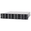 Lenovo V3700 V2 LFF Control Enclosure (6535EC1) - Рэковое сетевое хранилищеРэковые сетевые хранилища<br>Система хранения Lenovo Storwize V3700 V2 Controller Unit , позволяет установить до 12 дисков формата 3.5 с возможностью горячей замены, с внешним интерфейсом подключения miniSAS HD (12Gb/s), 2 блока питания мощностью 800Вт, выполнена в корпусе для монтажа в стойку 2U.<br>