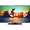 Philips 55PUT6162/60 (черный) - ТелевизорТелевизоры и плазменные панели<br>Телевизор LED, 55, черный, Ultra HD, 800Hz, DVB-T, DVB-T2, DVB-C, USB, WiFi, Smart TV (RUS).<br>