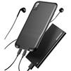 Чехол-накладка для Apple iPhone X (Baseus Audio WIAPIPHX-VI01) (черный) - Чехол для телефонаЧехлы для мобильных телефонов<br>Baseus Audio WIAPIPHX-VI01 обеспечивает качественную защиту смартфона от загрязнений и механических повреждений, а также позволяет подключать к коммуникатору сразу два кабеля Lightning. Это позволит вам одновременно слушать музыку и заряжать телефон либо передавать данные на ноутбук.<br>