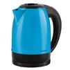 Energy E-277 (голубой) - ЭлектрочайникЭлектрочайники и термопоты<br>Energy E-277 - чайник, 1.7 л, 2200 Вт, металл.<br>