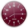 Часы настенные Centek СТ-7100 (пурпурный, круглые) - Настенные часыНастенные часы<br>Centek СТ-7100 - часы настенные, кварцевые, форма: круглые, диаметр 30 см, 1хАА.<br>