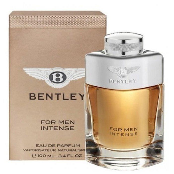 bentley bentley intense оригинальный номер