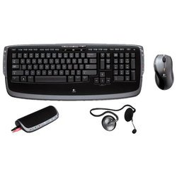 Logitech Easy Call Desktop Black USB