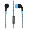 Smartbuy Z (черно-синий) - НаушникиНаушники<br>Наушники с микрофоном, частотный диапазон: 20-20000 Гц, подключение: minijack 3.5мм.<br>