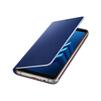 Чехол-книжка для Samsung Galaxy A8 Plus 2018 (EF-FA730PLEGRU Neon Flip Cover) (голубой) - Чехол для телефонаЧехлы для мобильных телефонов<br>Чехол плотно облегает корпус и гарантирует надежную защиту от царапин и потертостей.<br>