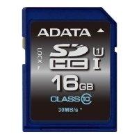 ADATA Premier SDHC Class 10 UHS-I U1 16GB