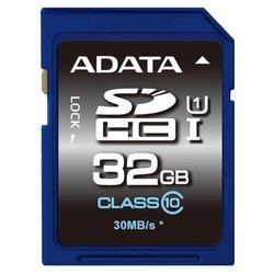 ADATA Premier SDHC Class 10 UHS-I U1 32GB