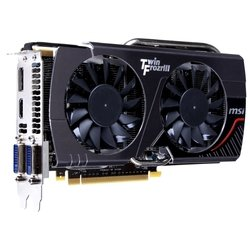 msi geforce gtx 650 ti boost 980mhz pci-e 3.0 2048mb 6008mhz 192 bit 2xdvi hdmi hdcp twin frozr