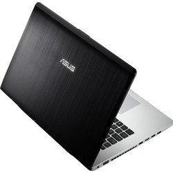 "ноутбук asus n76vb 90nb0131-m00030 (core i7 3630qm 2400 mhz, 17.3"", 1920x1080, 8192mb, 1256gb hdd+ssd, blu-ray, nvidia geforce gt 740m, wi-fi, bluetooth, win 8 64)"