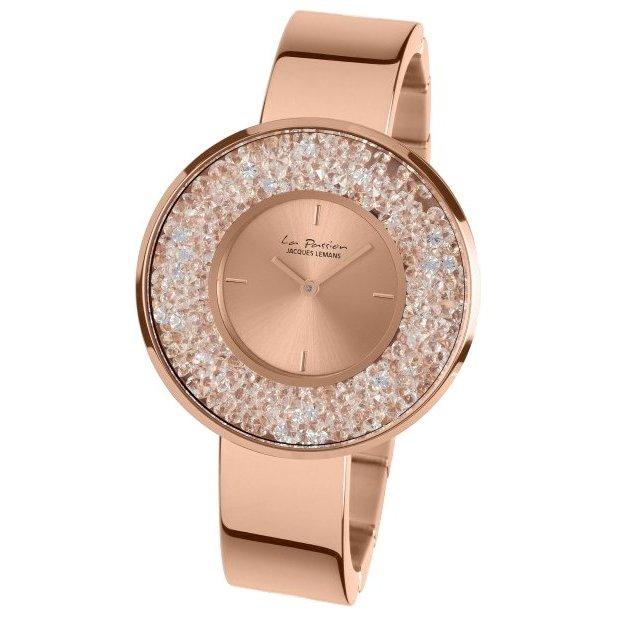 Женские часы Jacques Lemans LP-131B Мужские часы Orient TT17005Y
