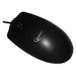 Gembird MUSOPTI8-920 Black PS/2 (черный)