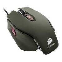 Corsair Vengeance M65 FPS Laser Gaming Mouse Military Green USB (зеленый)