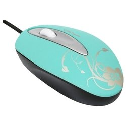 CROWN CMM-52 mouse Blue USB