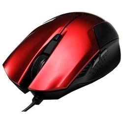 DeTech DE-5044G 6D Mouse Red USB