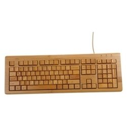 DNS KB-100 BAMBOO Natura Brown USB