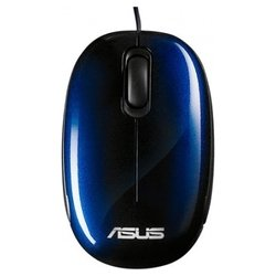ASUS Seashell Optical Mouse V2 Blue USB