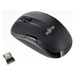 fujitsu-siemens wireless mouse wi200 black usb